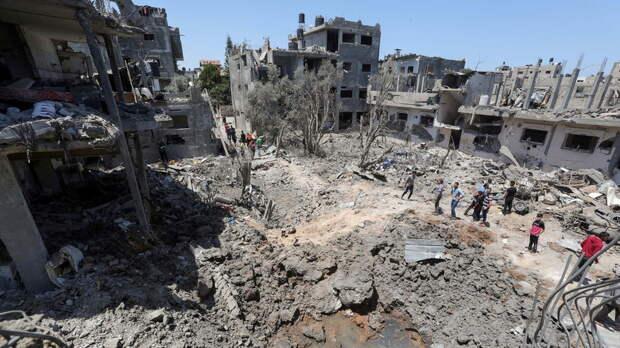 США призвали Израиль обосновать удар по офисам СМИ в Газе