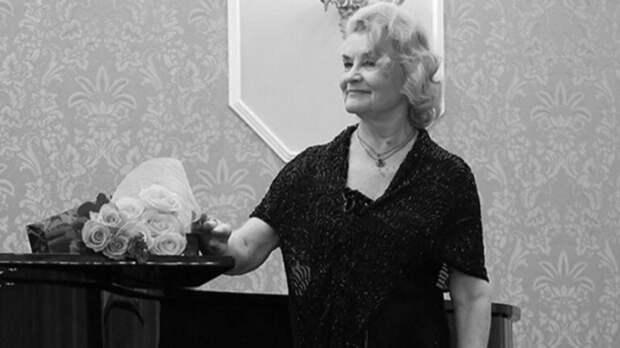 Народная артистка России Римма Волкова погибла под Петербургом
