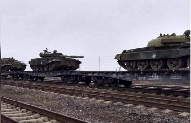 РВ: всё же война — техника НАТО уже уграниц России