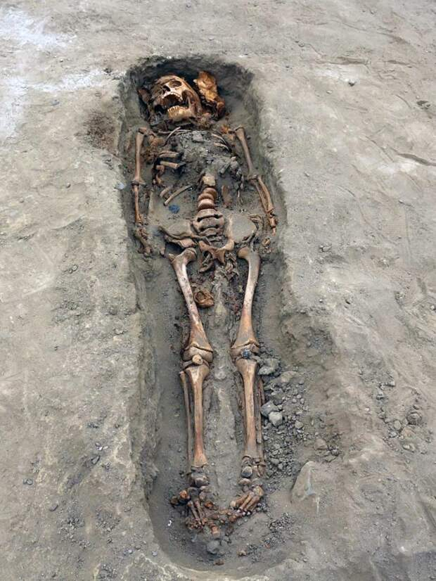 Невинные жертвы: самое массовое детское захоронение обнаружили вПеру