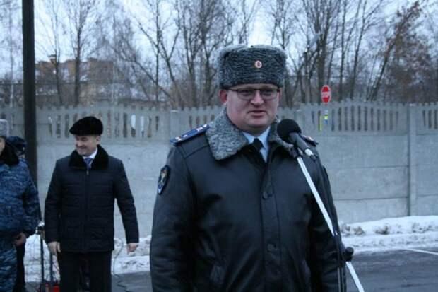 Глава УМВД Рязанской области назначен начальником Следственного департамента МВД РФ