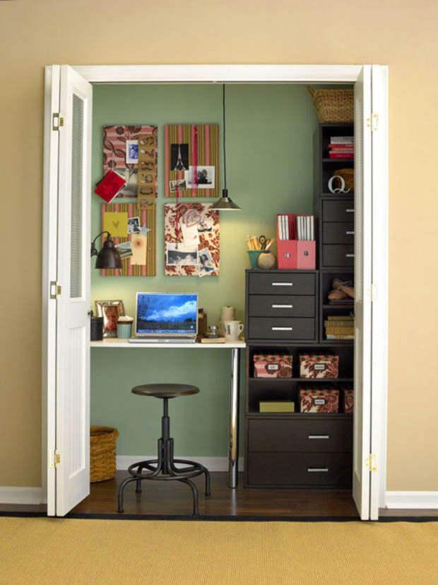 Как обустроить домашний уголок для творчества
