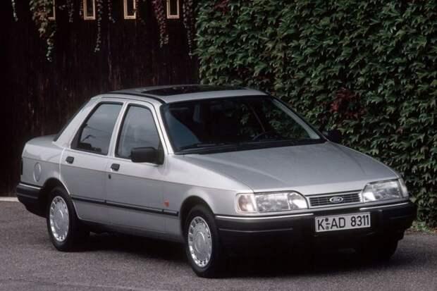 Ford Sierra 90-е, авто, автомобили, бу автомобили, лихие 90-е, перегонщик, покупка авто, факты