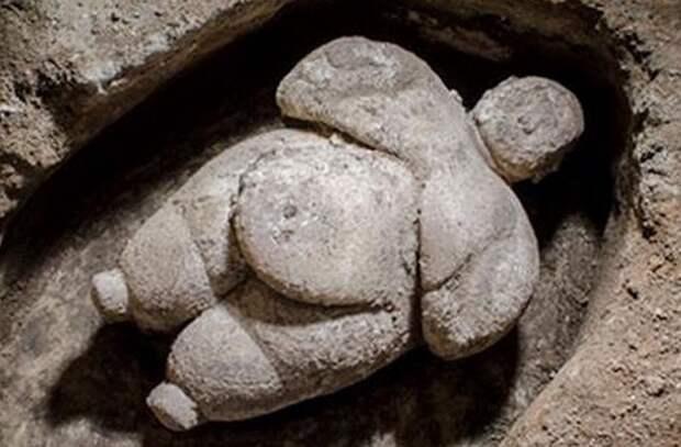 Артефакты из древнего Чатала.