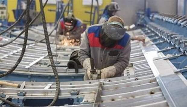 Промышленное производство в июле 2021 года выросло на 6,8% - Росстат