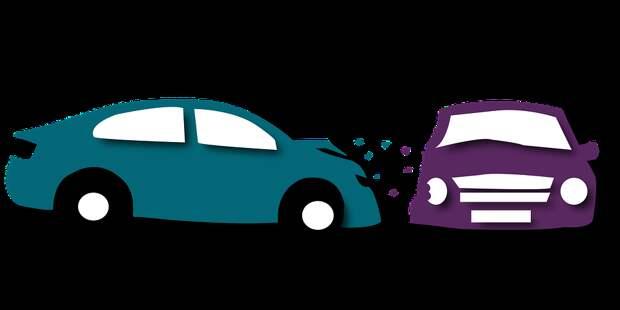 Дтп, Столкновения, Автомобили, Ущерба, Свернуть