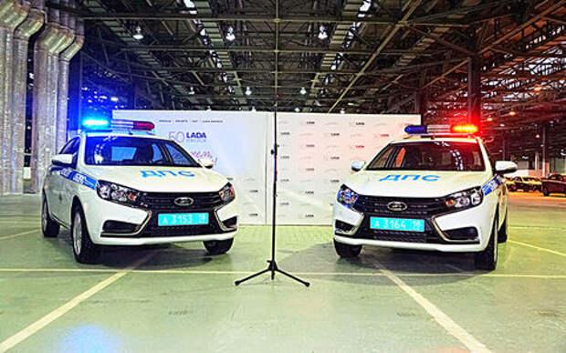 Lada Vesta и Granta получили новые модификации