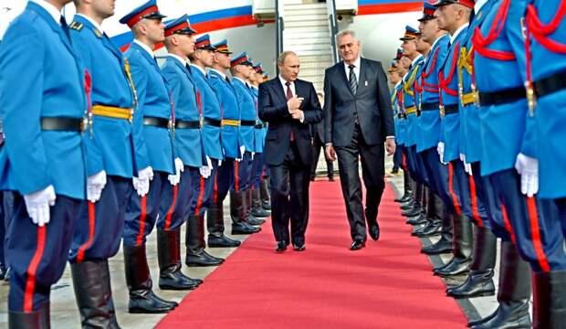 Месть России: чем «грозит» Путину беспрецедентный скандал с Сербией?