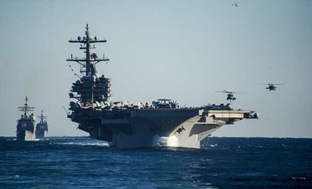 Новый американский авианосец класса «Джеральд Р. Форд» против систем A2/AD России, Китая и Ирана