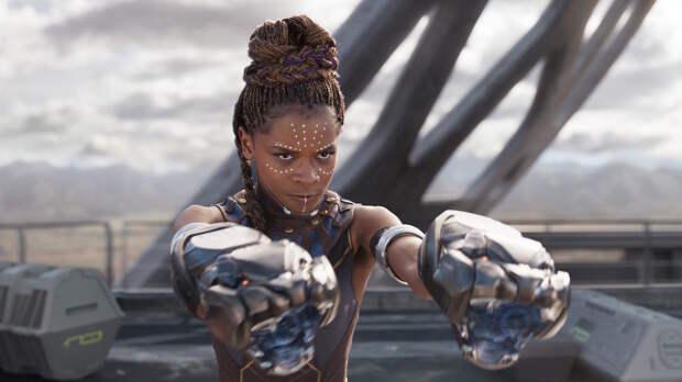 «Черная пантера»: Капитан Африка