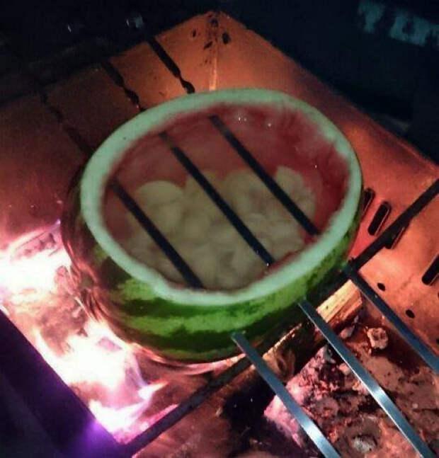 Изобретательство и кулинария.