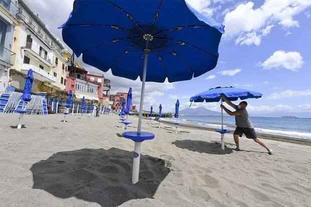 Италия с 16 мая отменяет карантин для туристов из Европы и Израиля