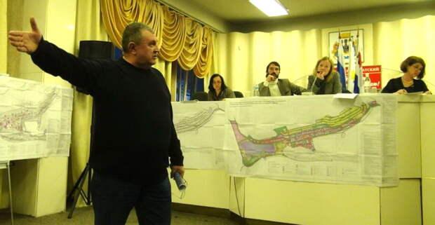 Земля в центре Петропавловска раздаётся «нужным» людям
