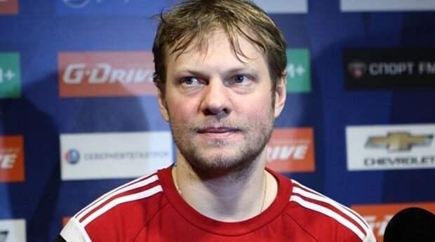 Курьянов вошел в тренерский штаб «Авангарда»