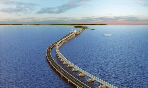Строители Керченского моста перевыполнили годовой план в рекордные сроки