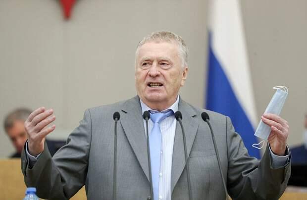 Жириновский рассказал о перспективах членов ЛДПР