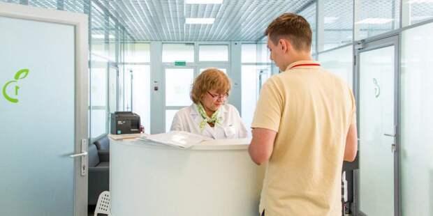 В павильонах «Здоровая Москва» прошли обследования 430 тыс москвичей. Фото: mos.ru