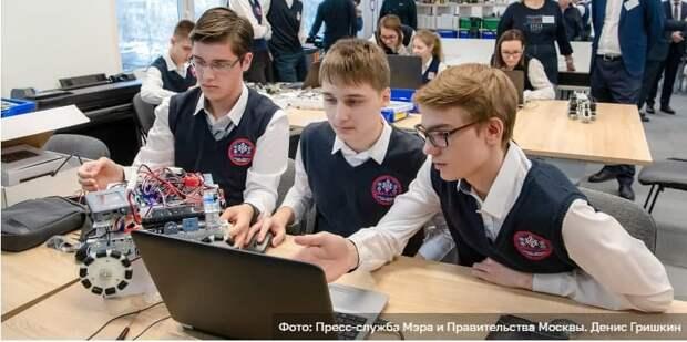 Сергунина: В Москве пройдет региональный чемпионат First Russia Robotics Championship / Фото: mos.ru