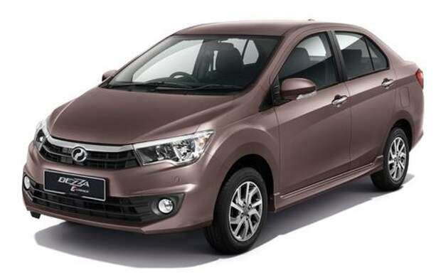 Perodua Bezza – ласкает слух, экономит семейный бюджет