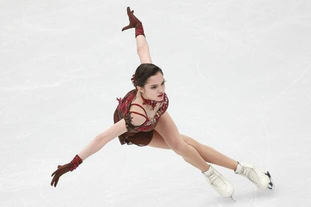 Фигуристка Медведева победила в финале Кубка России