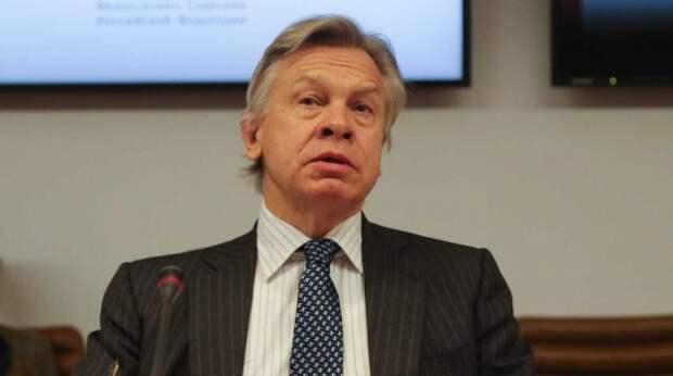 Пушков заявил о проигрыше Украины и Польши после выступления Путина