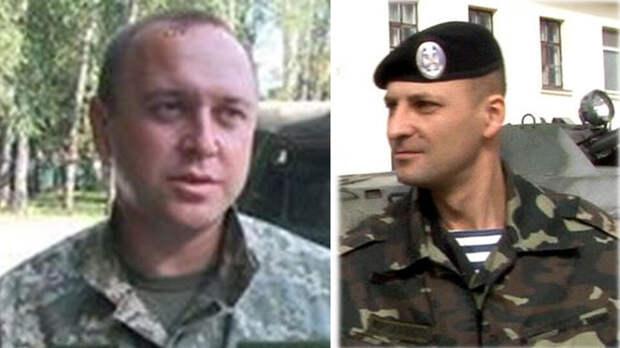 Фото командиров ВСУ, организовавших обстрелы в Донбассе