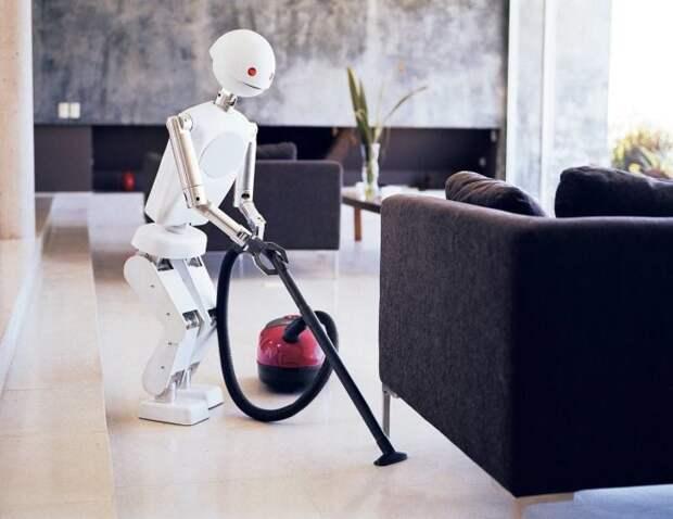 Люди нашего поколения все еще мечтают о многофункциональных роботах в быту. /Фото: t.jwwb.nl