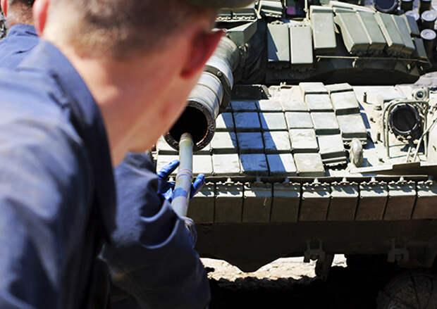 В общевойсковой армии ВВО в Приморье завершается перевод техники на летний режим эксплуатации
