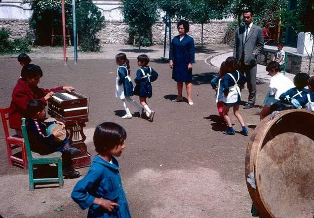 Афганистан 1967 года