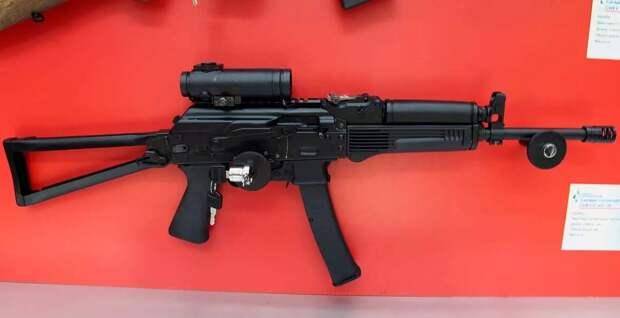 «Сайга-9» – единственный карабин под военные пистолетные патроны
