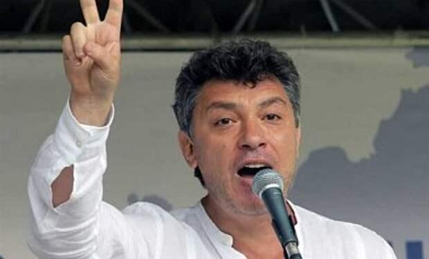 Путин закрыл проект «Новороссия»   (Очередной бред Немцова)
