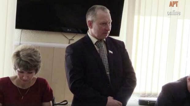 Российского депутата арестовали по обвинению в убийстве, сообщил источник