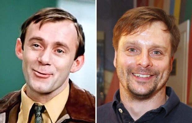Дети известных российских и советских актеров