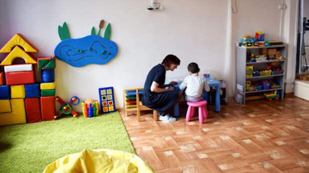 Около половины детсадов Северной Осетии защищают ЧОПы