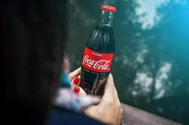 Coca-Cola успешно отчиталась за 2 квартал 2021 года