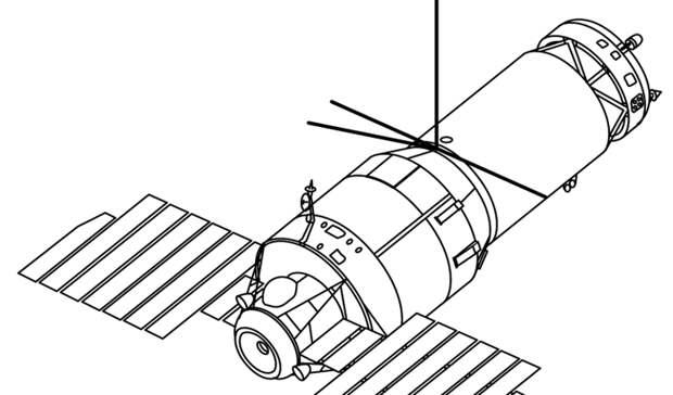 Конец проекта О существовании проектов «Картечь» и «Алмаз» стало известно уже после развала Советского Союза. По данным официальных источников, космическая пушка была установлена на еще одну станцию — «Салют-3». Последние испытания «Картечи» прошли 24 января 1974 года, а в скором времени «Салют-3» сошел с орбиты. Судя по опубликованной информации, инженерам так и не удалось решить одну из главных проблем ведения войны в космосе: отдача пушки была столь высока, что космонавтам приходилось включать все двигатели для ее компенсации.