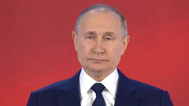 Владимир Путин «перекрыл» Макрона на климатическом саммите