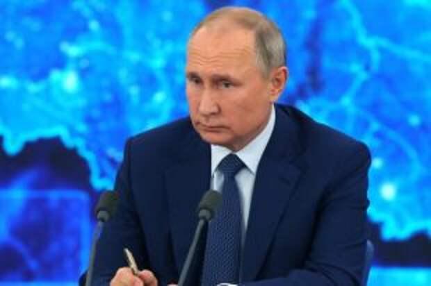 Запрет CAS на посещение Олимпиады Путиным оспорят