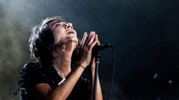 Земфира после длительного перерыва представила в Дубае новые песни