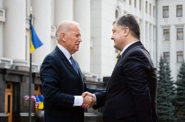 Порошенко выйдет на поруки Байдена. Александр Зубченко