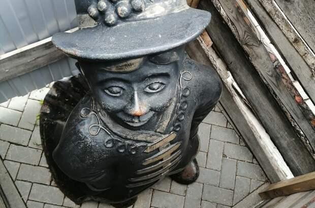 Изображение «Ижика» без головы оказался «фотошопом»