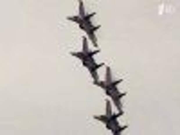 Столетие старейшего штурмового авиаполка России