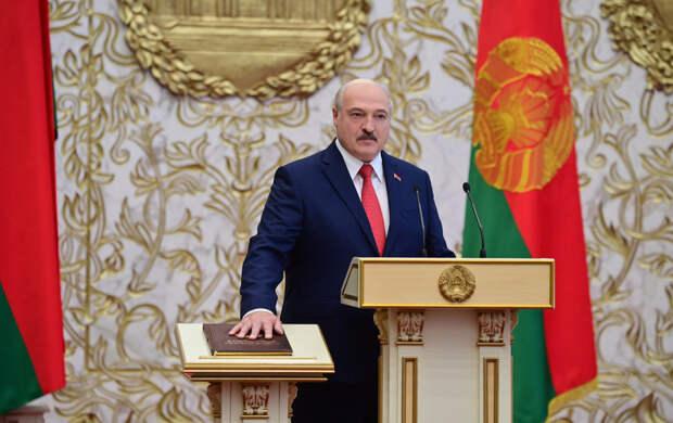 В Минске прошла инаугурация Лукашенко