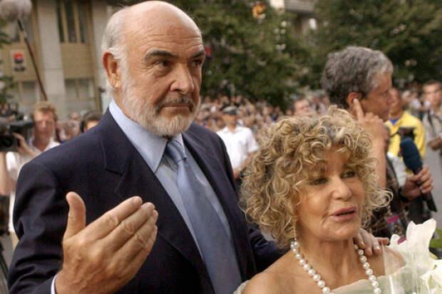 91-летней вдове Шона Коннери грозят тюрьма имногомиллионный штраф