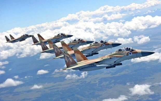 Израиль намерен изменить свою тактику в Сирии из-за угроз России