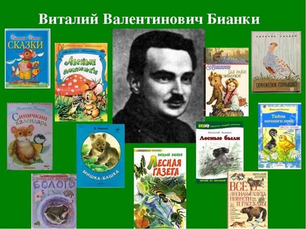 Бианки Виталий Валентинович, мы помним!