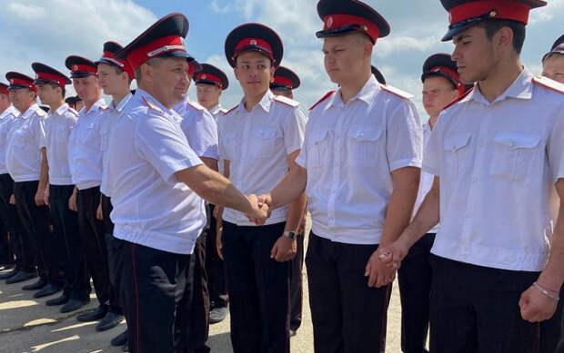 Кубанское казачье войско выросло на 1200 человек