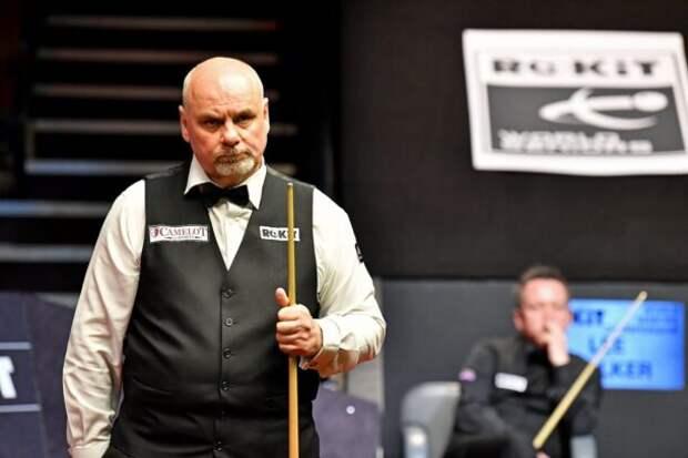 Даррен Морган (фото: World Snooker)