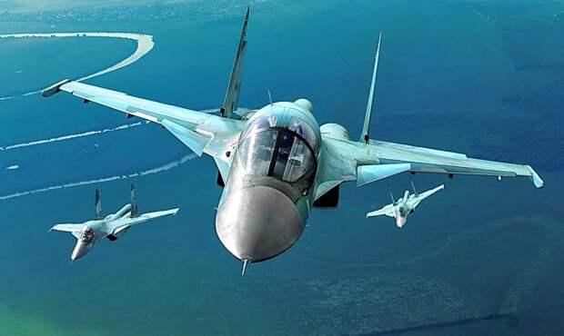 Как сорвалась попытка добавить Су-34 уникальные «морские» возможности