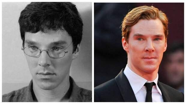 Как выглядели в молодости 12 известных мужчин с нестандартной внешностью